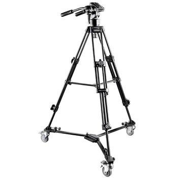 Walimex Video-Pro-Stativ pro EI-9901 + Stativwagen