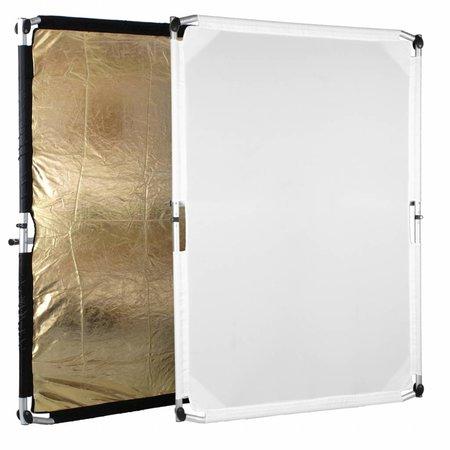 walimex pro Reflekor/Durchlichtsegel Set 'Fashion'