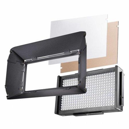 walimex pro Foto/Video LED Square 312 B