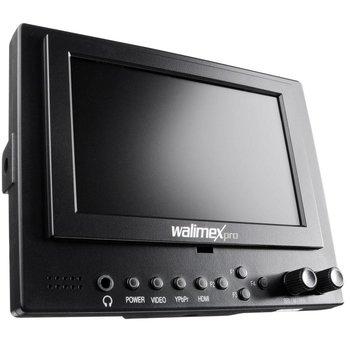 walimex pro LCD-scherm van 12,7 cm 5 Inch Video DSLR