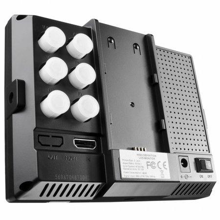 walimex pro LCD Monitor Cineast I 12,7 cm Full HD