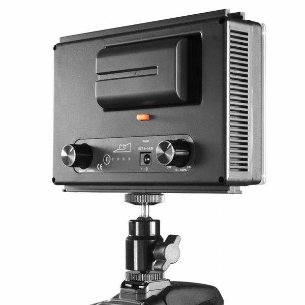 Walimex LED Video Licht Bi-Color 209 LED