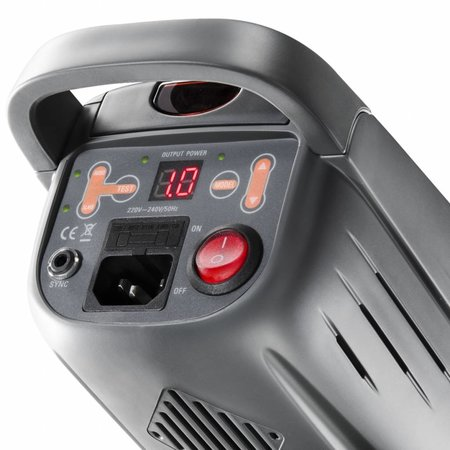 Walimex Pro Studioflitser VE 400 Excellence