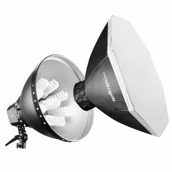 Walimex Pro Daylight 1260 mit Softbox, 80cm