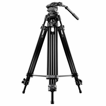 Mantona Video Tripod Dolomit 1100, 133cm
