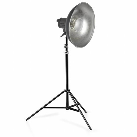 walimex Quartz Light Kit VC-1000 Q + Beauty Dish + WT-806