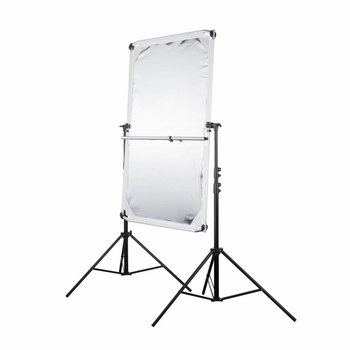 Walimex Pro Reflektorsegel 4in1  Set 100x150cm 5tlg