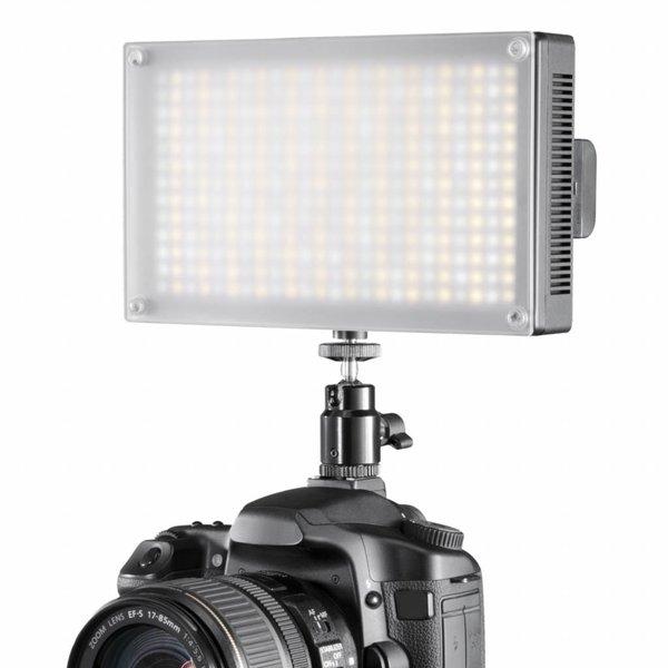 Walimex Pro LED Video Lamp Bi-Color 312 LED