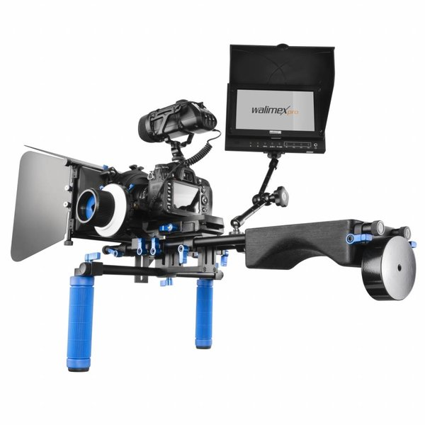 Walimex Pro Video Rig Director II incl. CW