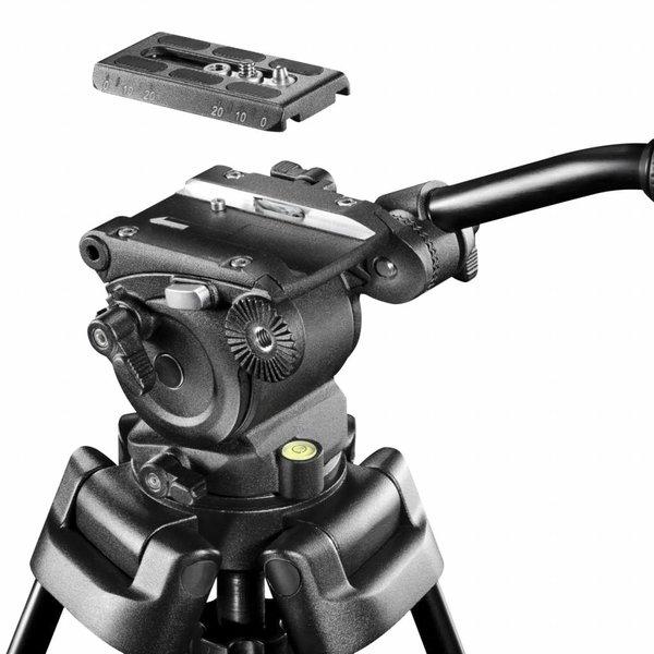 Walimex Pro Video Statief Cineast I 188cm