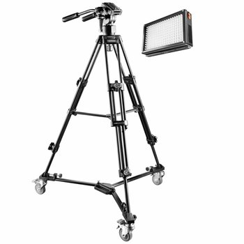 walimex pro Video Lighting Report set