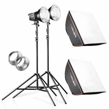 Walimex Pro Daylight 2er Set 250S Softbox mit Stativ