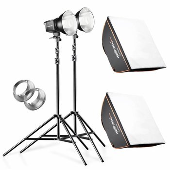 walimex pro Set 2 Daylight 250S+softbox+tripod