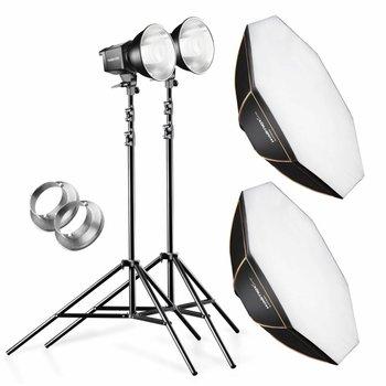 walimex pro Set Daylight 250S+Octa+tripod