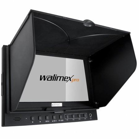 Walimex LCD-monitor 17,8 cm 7 Inch Video DSLR