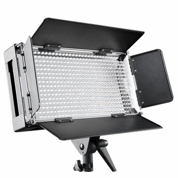 Walimex Pro LED Flächenleuchte Dimmbare 500