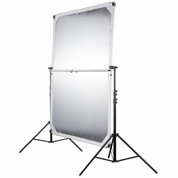Walimex Pro Reflektorsegel 4in1 Set 150x200cm 5tlg