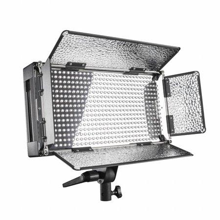 walimex pro LED 500 Flächenleuchte + WT-806 Stativ