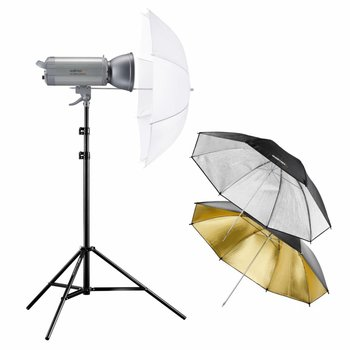 walimex pro Studio Lighting Kit VC Excellence Start 400 L