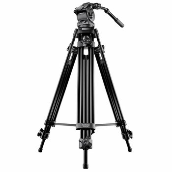 mantona Video Tripod Dolomit 2100, 136cm