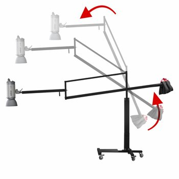 Walimex Balance Boom Lighting Stand