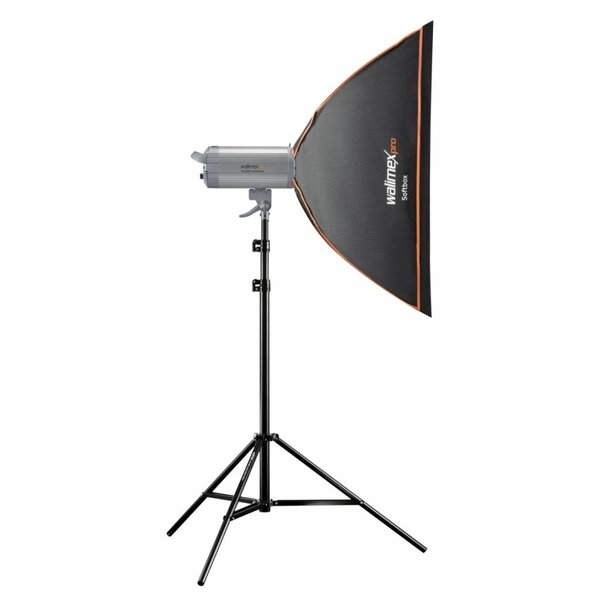 Walimex Pro Studio Flitsset VC Excellence Classic 600