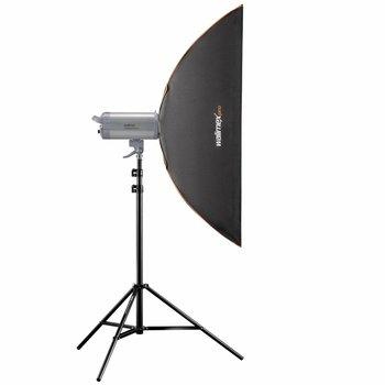 Walimex Pro Studio Lighting Kit VC Excellence Advance 600