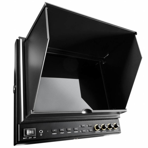 Walimex Pro LCD-monitor 24,6 cm Video DSLR