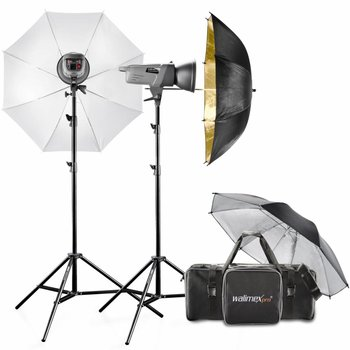 Walimex Pro Studio Lighting Kit VE 4.2 Excellence