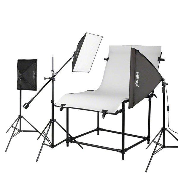 Walimex Opnametafel Set Pro Daglicht