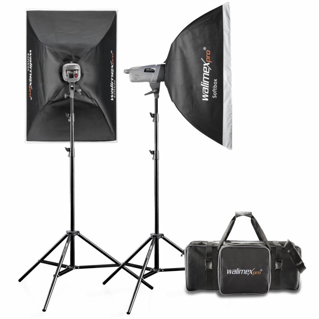 Walimex Pro Studio Lighting Kit Ve 200 Web