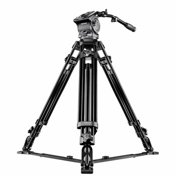 Mantona Video Tripod Dolomit 4000, 170cm