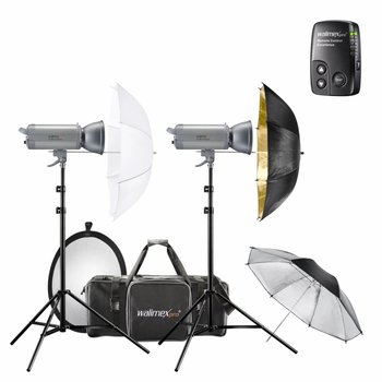 walimex pro Studio Lighting Kit VC Excellence Start 6.5