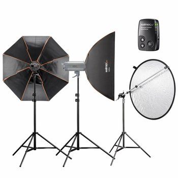walimex pro Studio Lighting Kit VC Excellence Advance 5.3