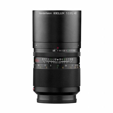 HandeVision Lens 40/0,85 for Fuji-X