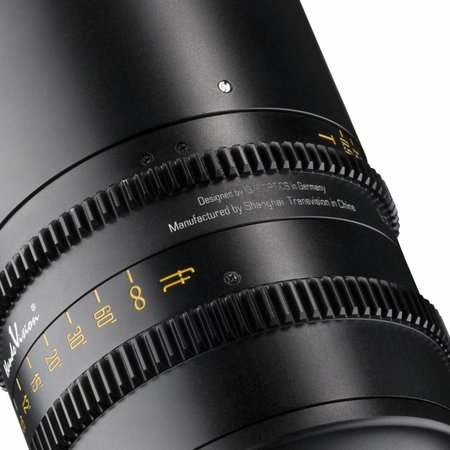 HandeVision Lens Ibelux 40/0,9 Video APS-C NEX
