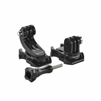 Mantona GoPro Quick Release Buckles Set 360°