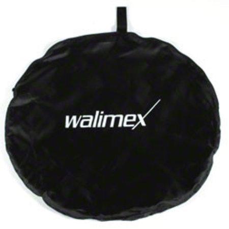 Walimex Opvouwbare Achtergrond 2in1 Zwart/Wit