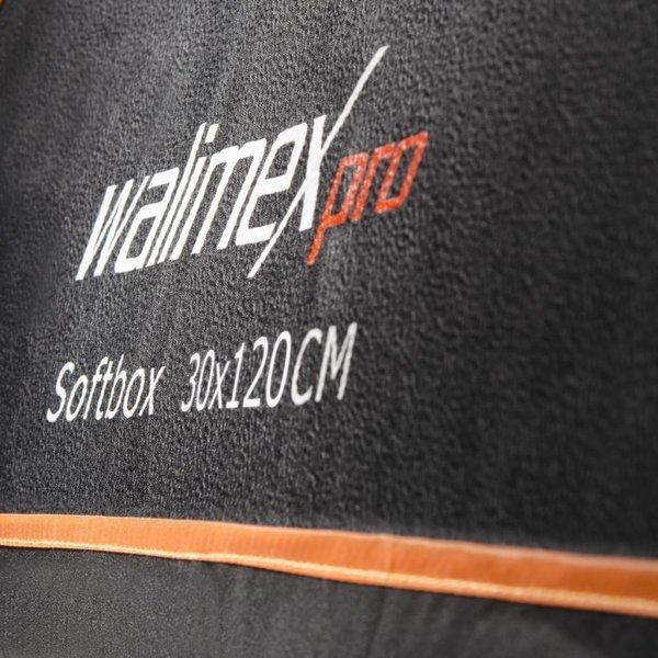 Walimex Pro Softbox Orange Line 30x120