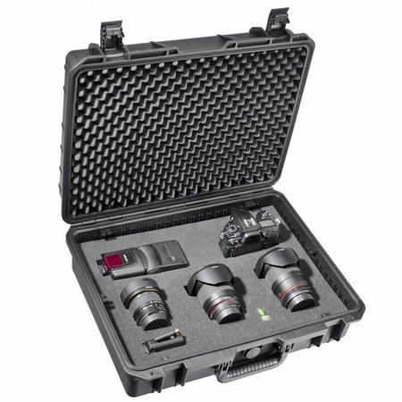 Mantona Outdoor Photo & Studio Protective Case L