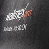 Walimex Pro Softbox Vierkant Plus OL 60x90cm | Diverse merken Speedring
