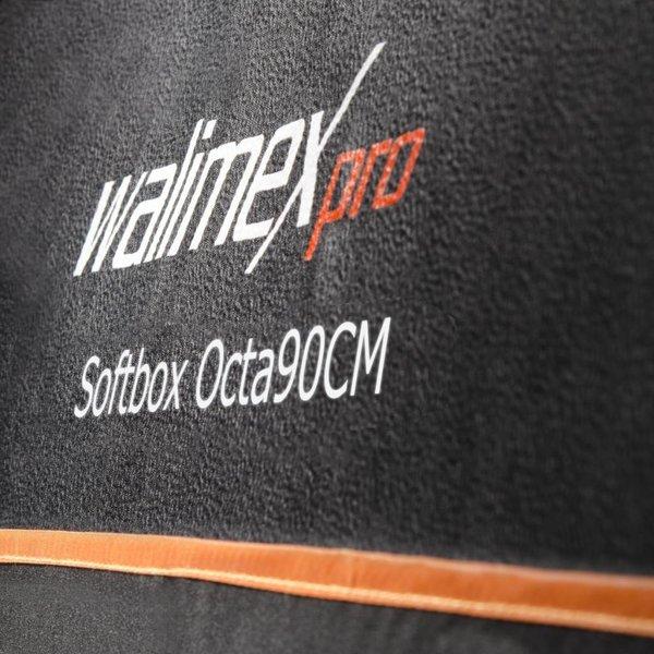 Walimex Pro Softbox Octa OL 90   Diverse merken Speedring