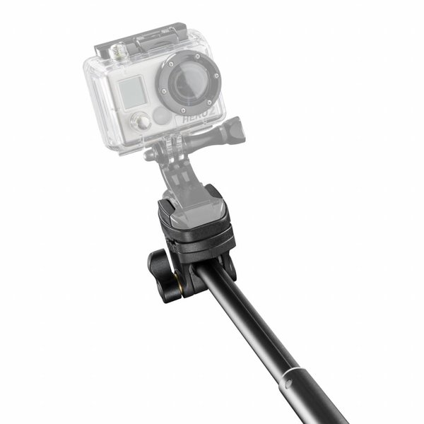 Mantona GoPro & Smartphone Selfie Basis Video Set