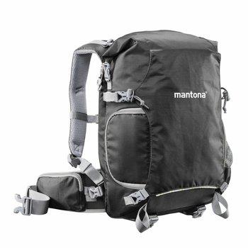Mantona Camera Backpack ElementsPro 30, Black