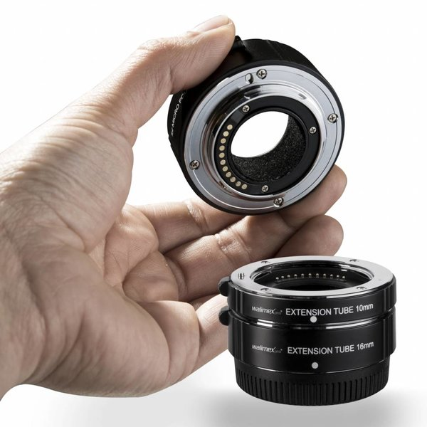 Walimex Pro Automatische Tussenring voor Micro four Thirds