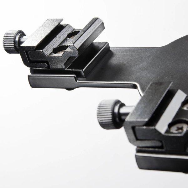 Walimex Set Quad Bracket Flitshouder 60x60