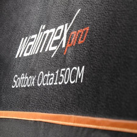 walimex pro Octa Softbox Orange Line 150
