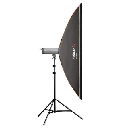 Walimex Pro Softbox Striplight OL 25x150cm  | Diverse merken Speedring