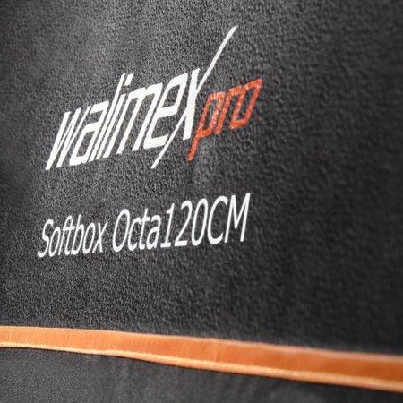 Walimex Pro Softbox Octa OL 120   Diverse merken Speedring