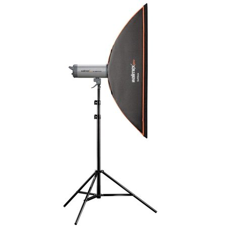 walimex pro Softbox OL 30x120cm | For various brands speedring